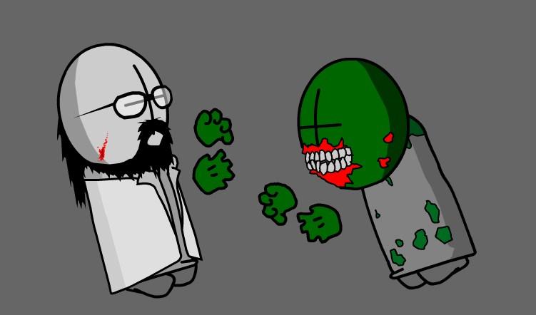 Zombificating Cristoff