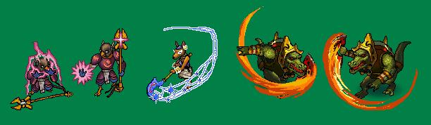 Royal Azir - LoL, Royal Heroes