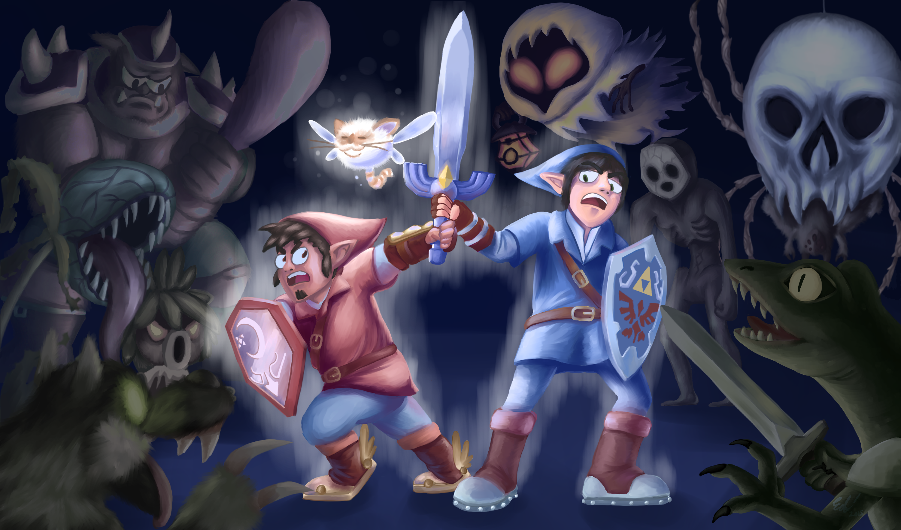 The Heroes of Time