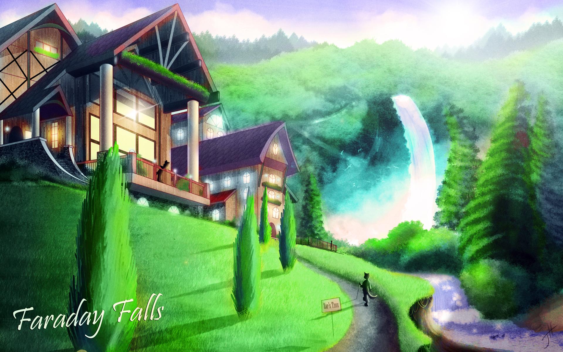 Faraday Falls Resort
