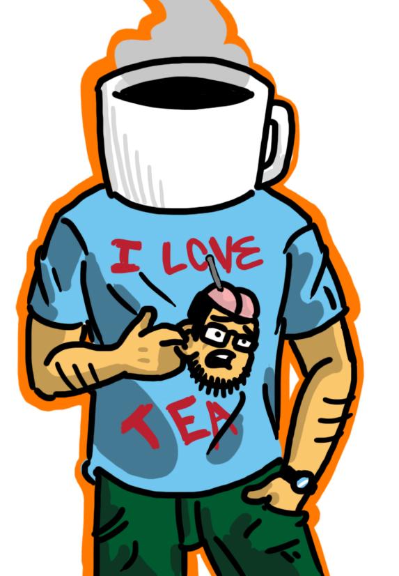 tha coffe revenge
