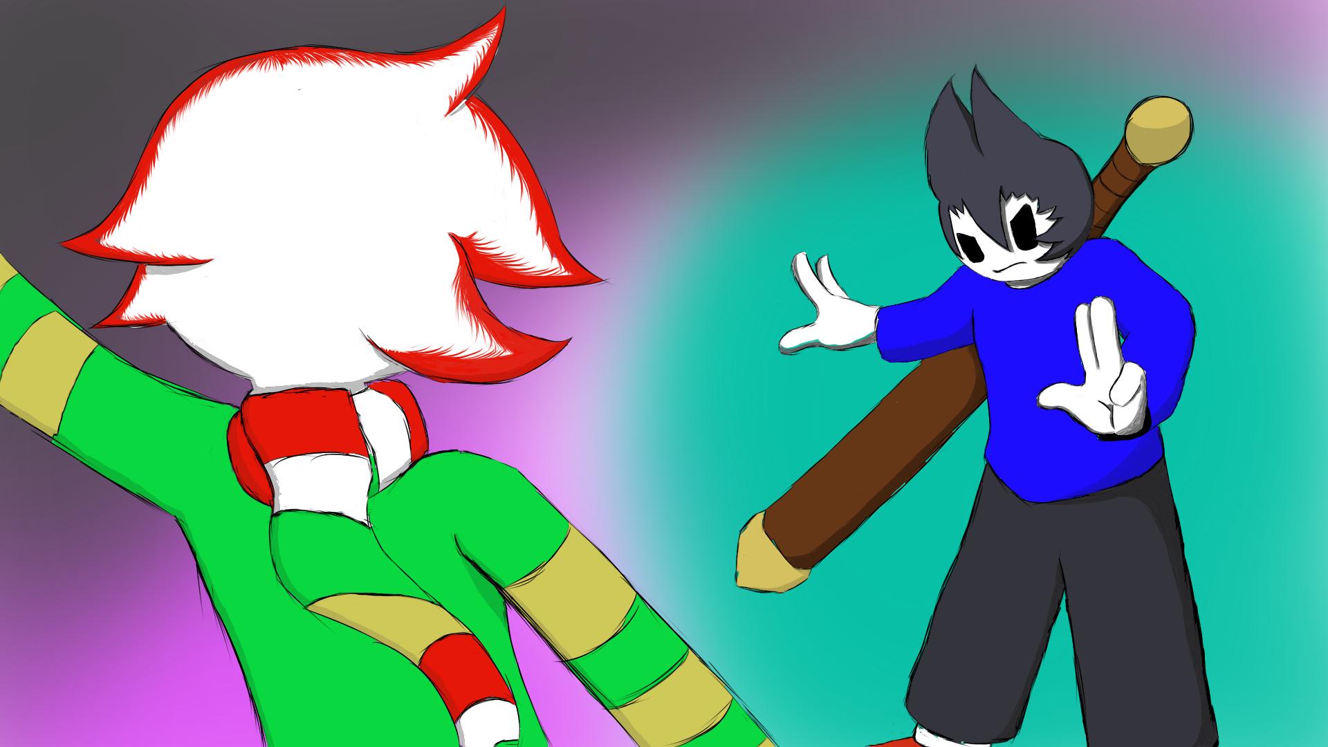 Leon vs Pepper