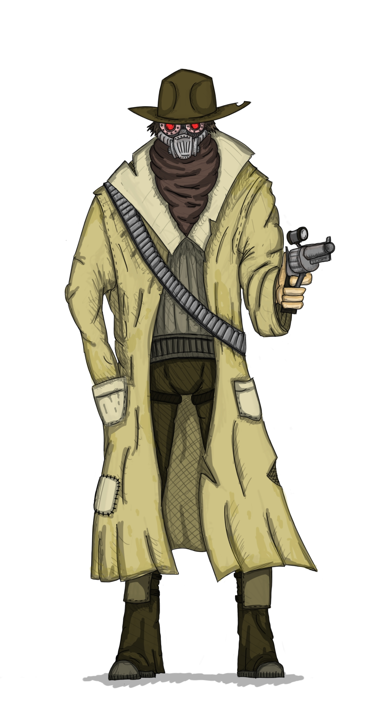 Trench (Fallout DnD)