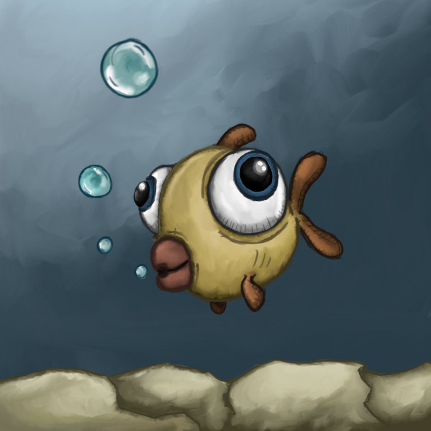 Derpy Fish