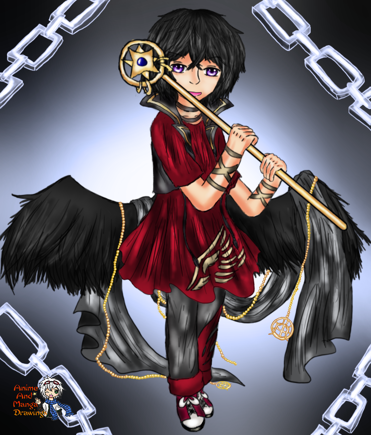Haru- prince of ravens