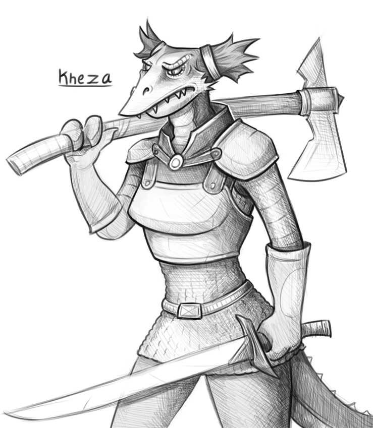 Dragonborn Girlfriend