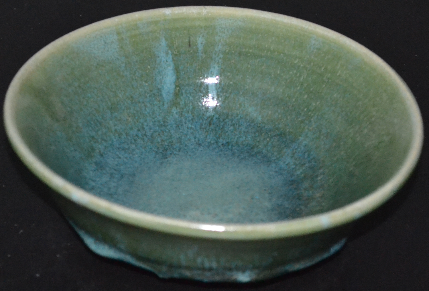 Green Blue Bowl 2