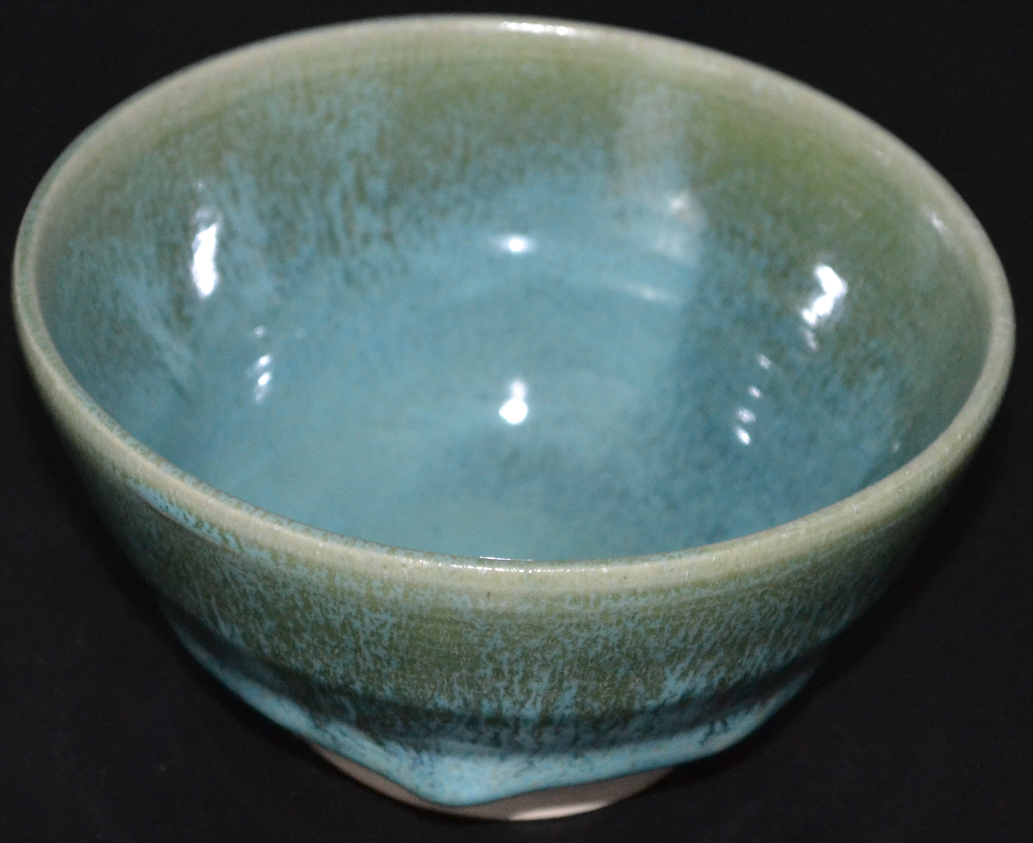 Green Blue Bowl 5