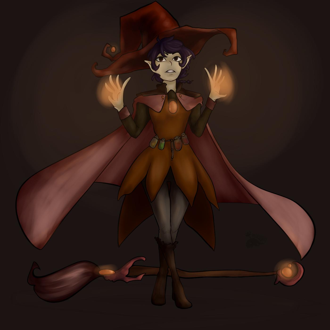 Witch of Wilt