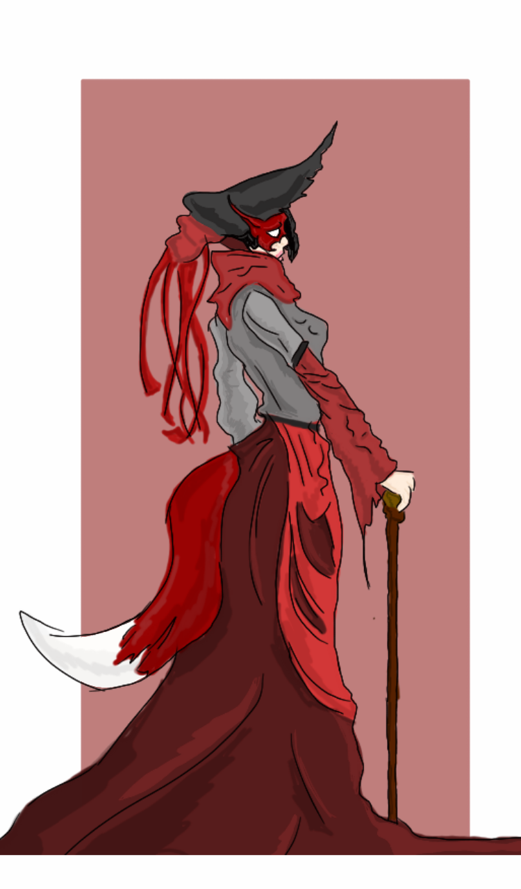 The Fox full outfit