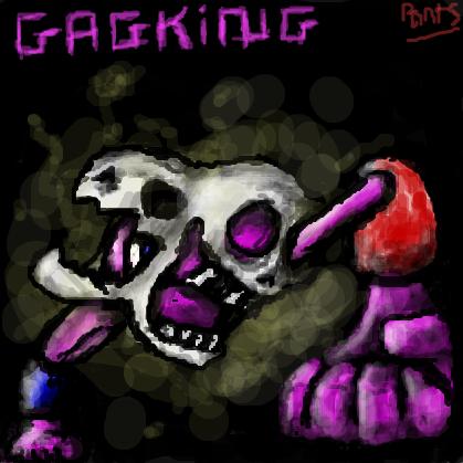 Gagking (weezing evolution concept)