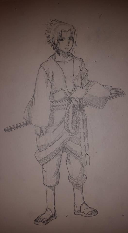 Sasuke WIP
