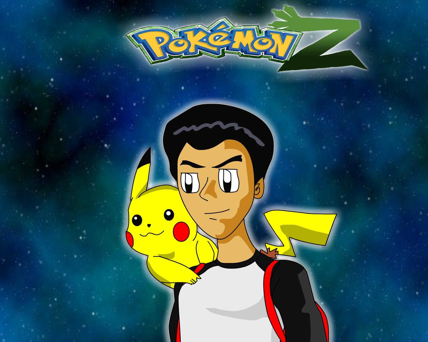 Pokemon Z pic A