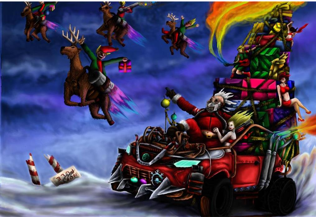 Immortan Claus