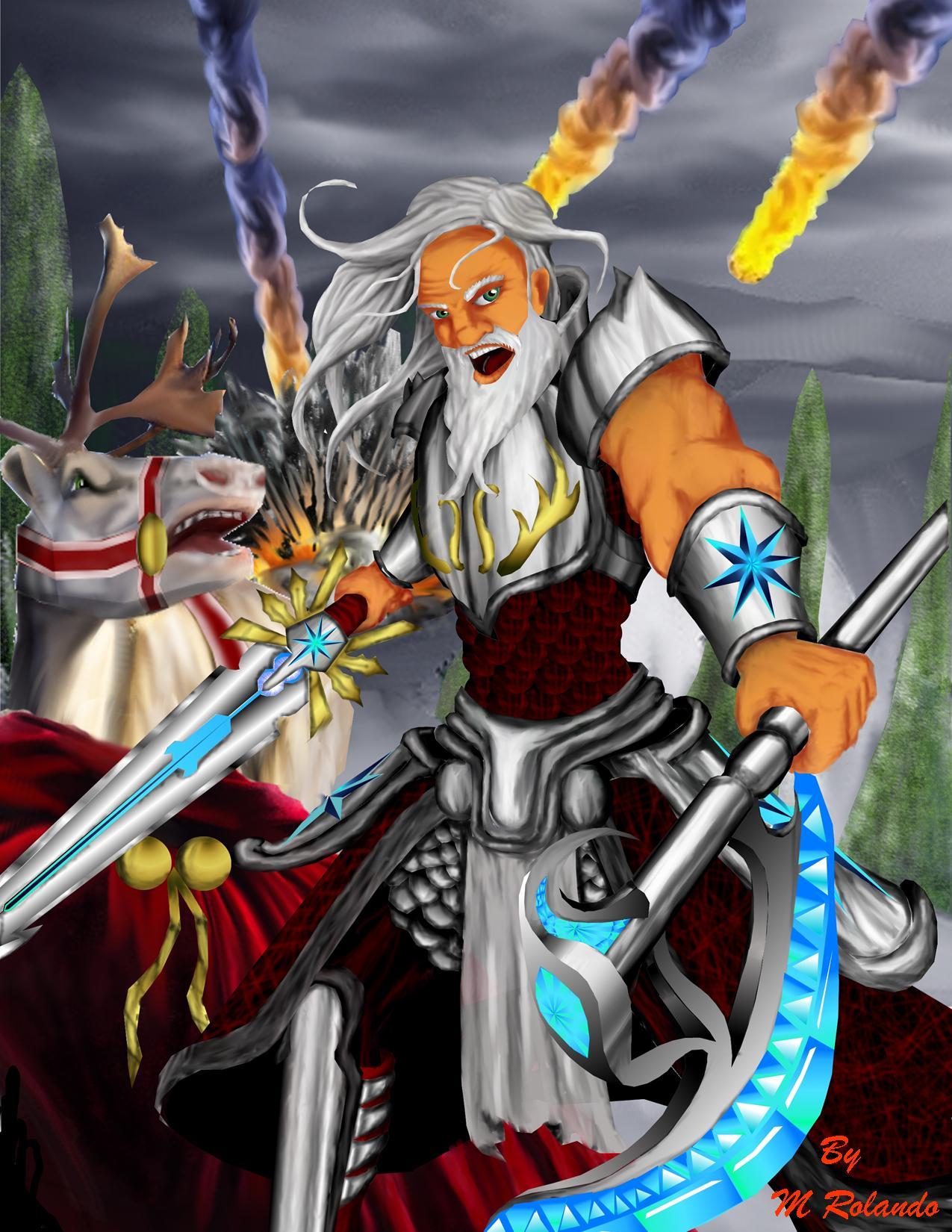 Epic Santa dicember challenger 2015