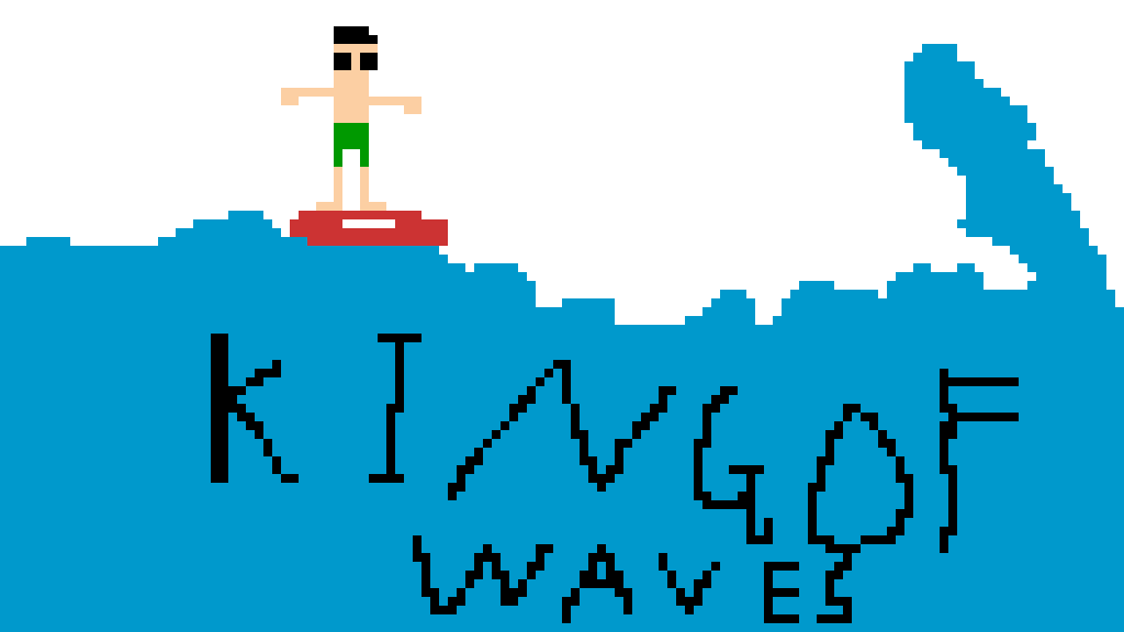 KING OF WAVES! CONFORMED!!!?!