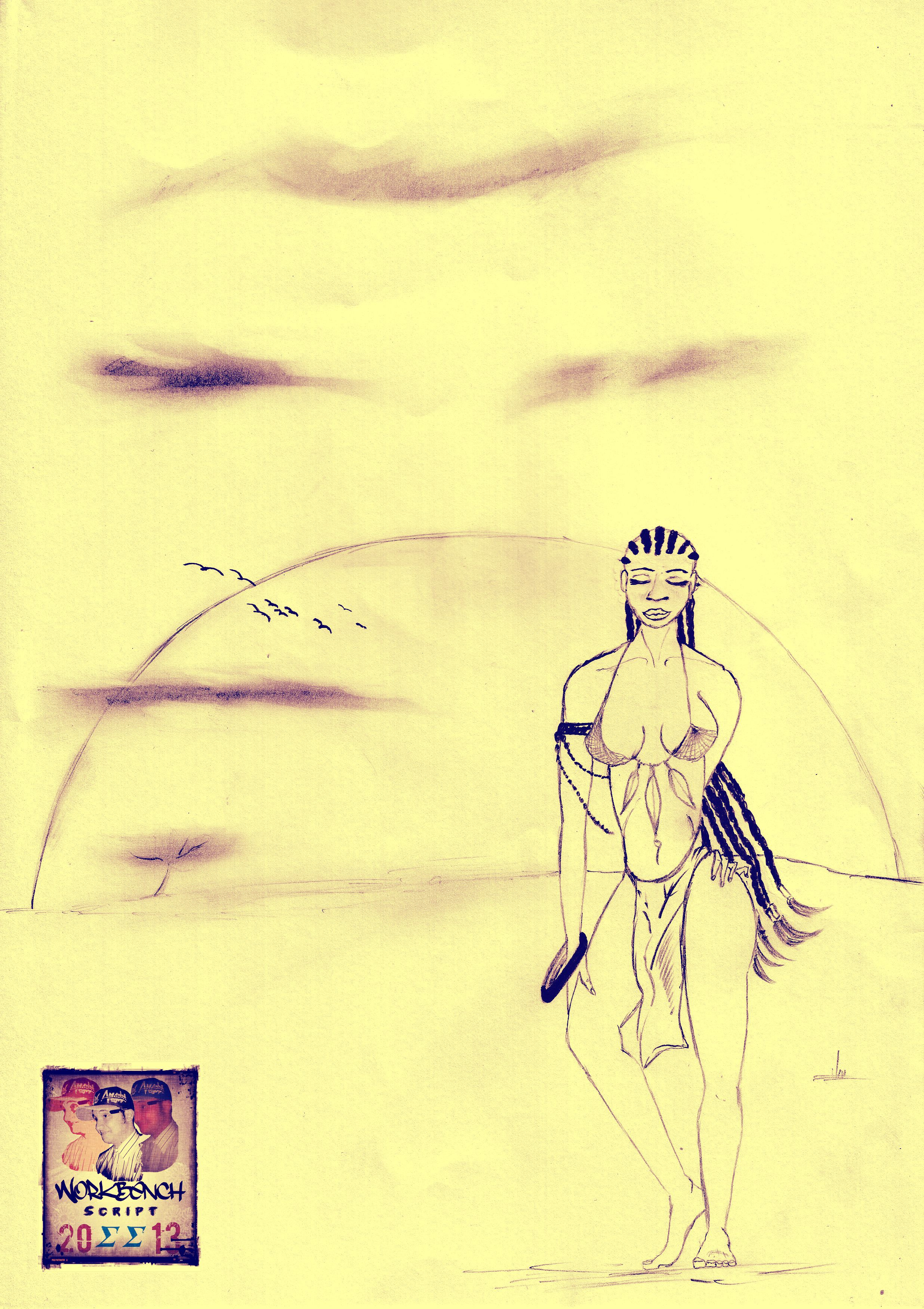 Humanity and Ntaure: Artbook for new Inspiration