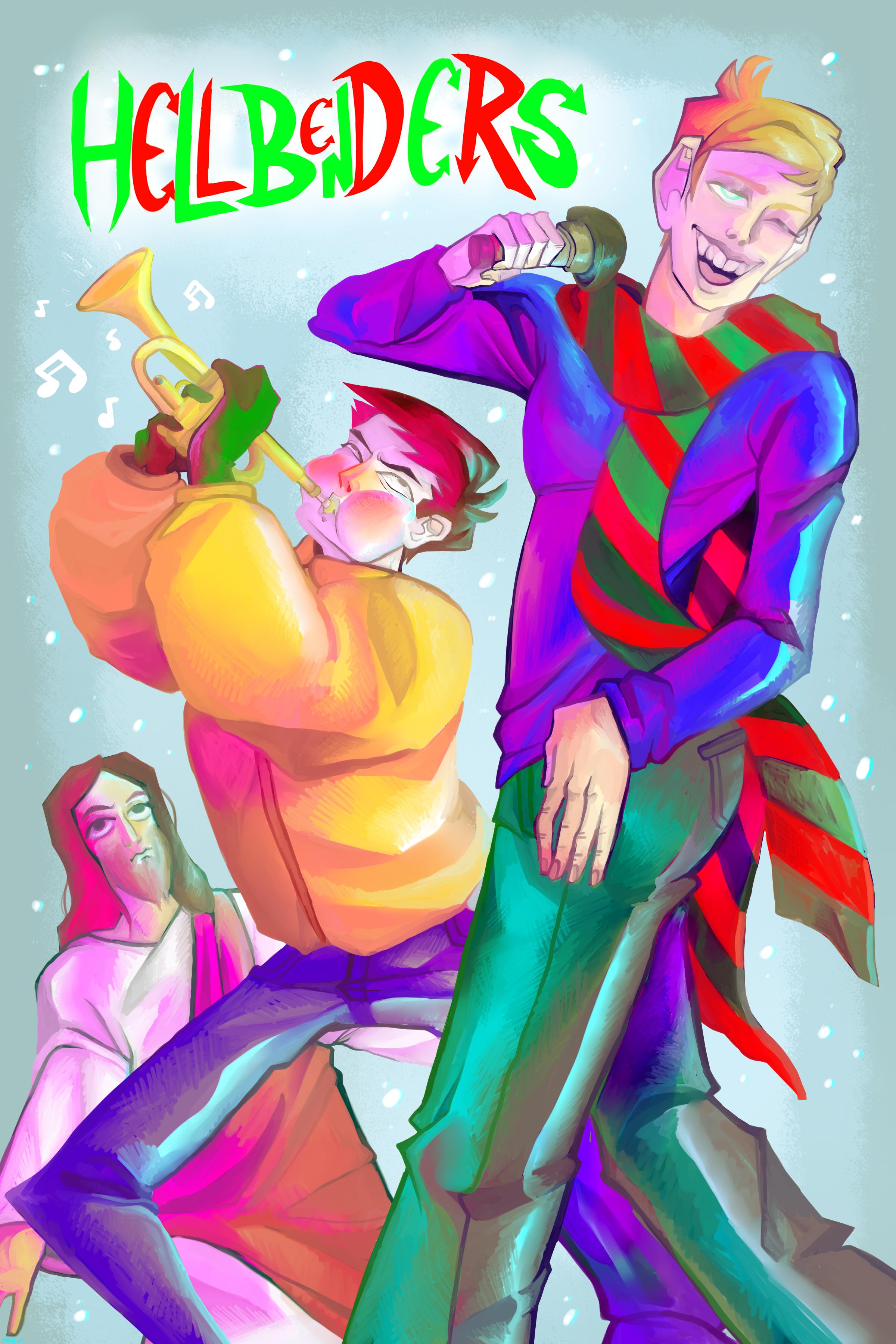 Christmasbenders