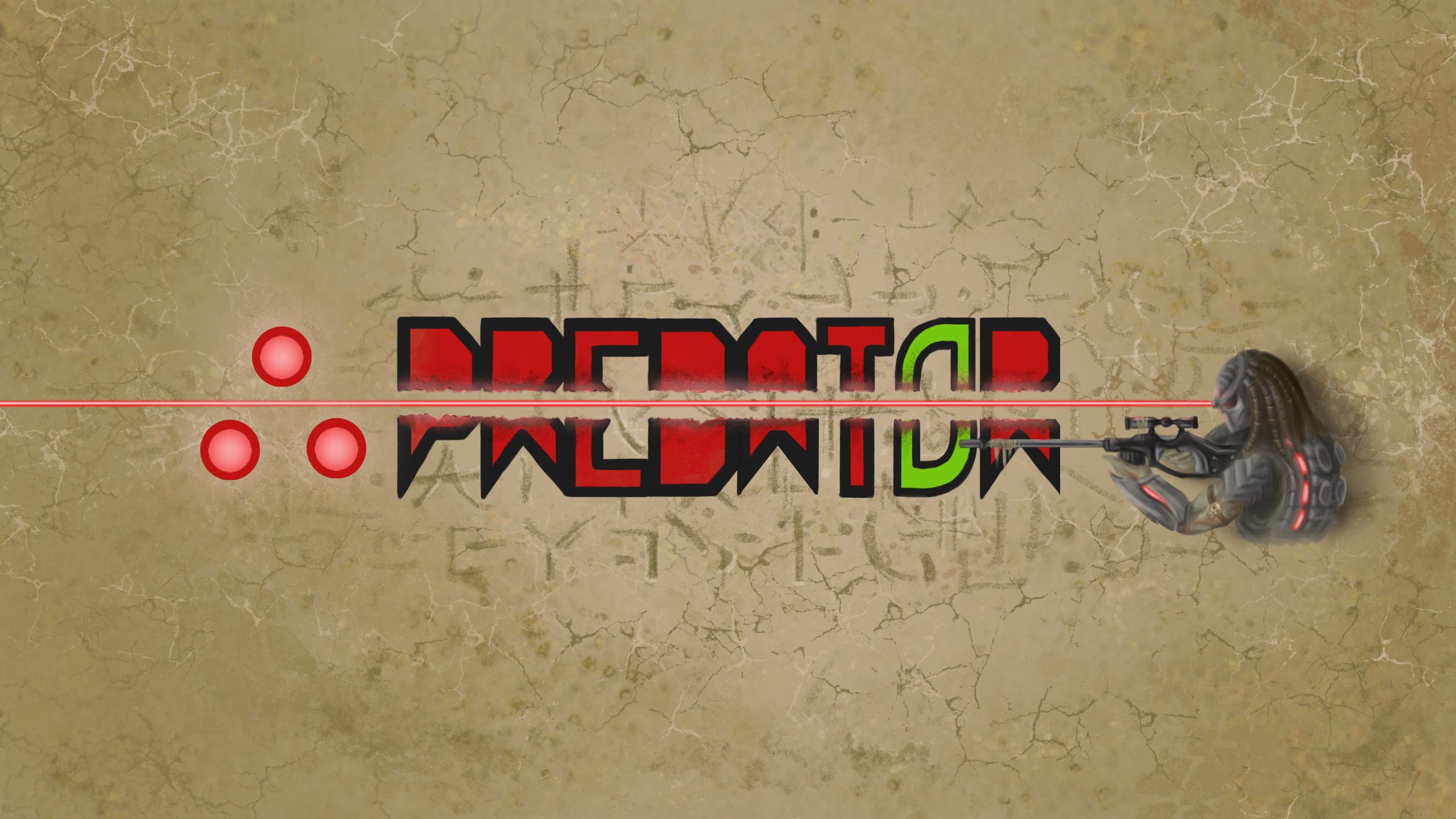 Optic Predator YouTube banner idea