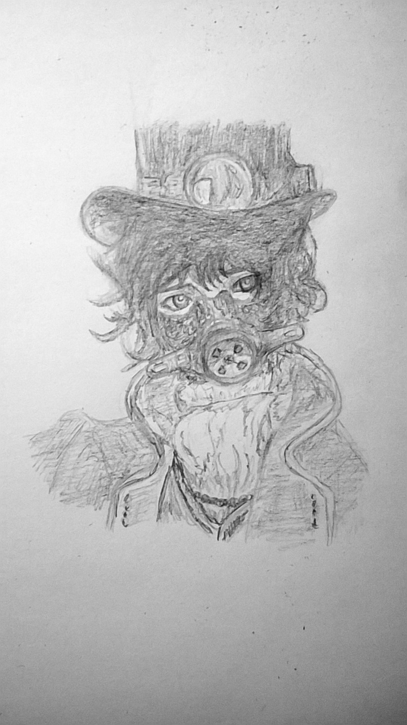 SteamPunk Guy