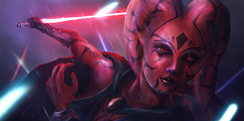 Twi'lek Sith Star Wars