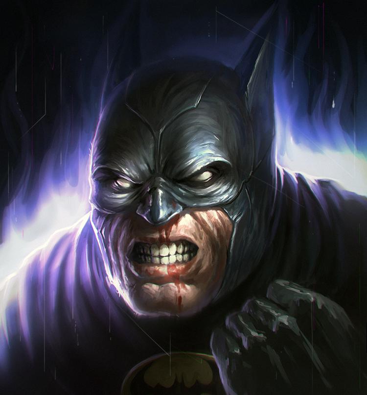 Batman the Madman