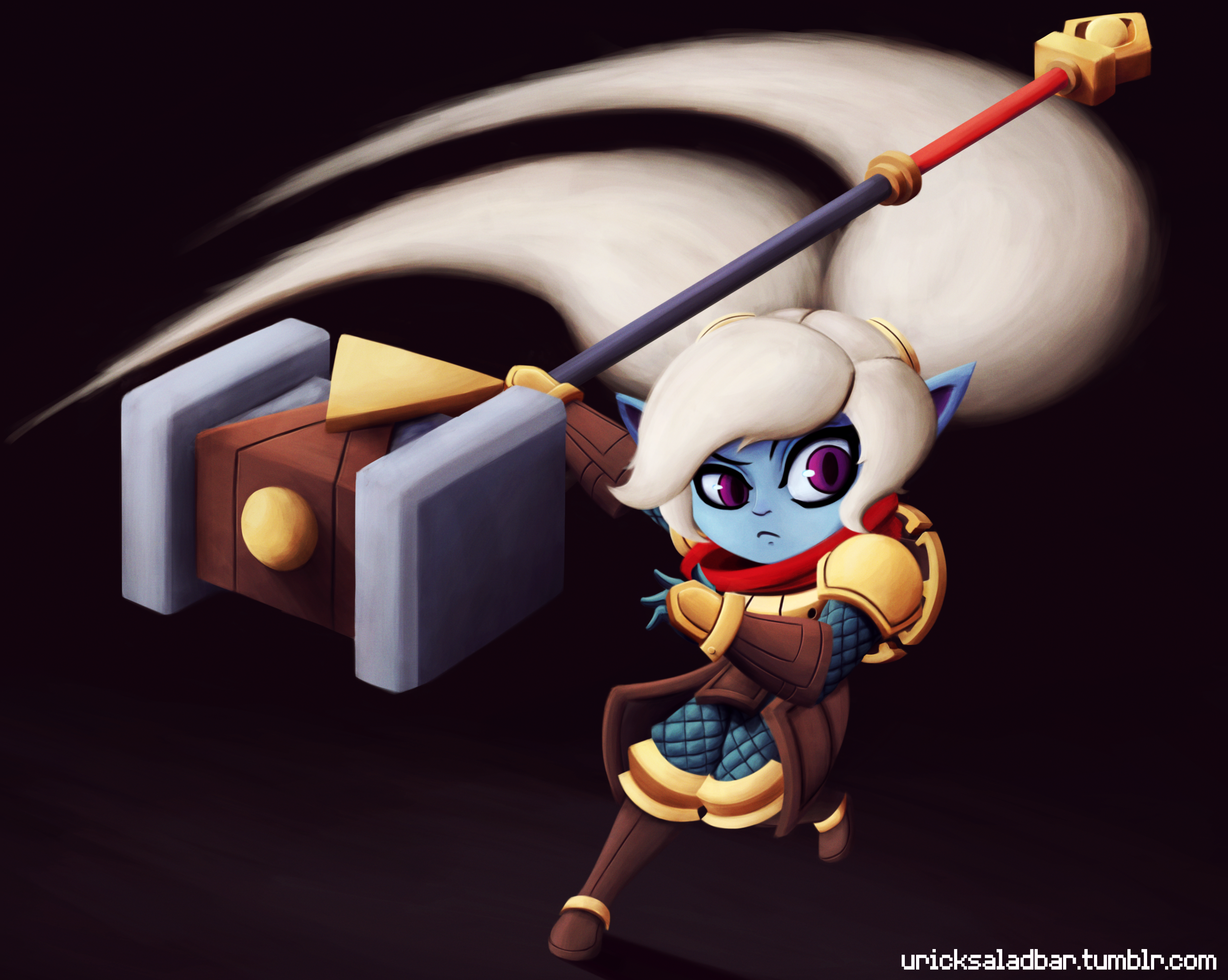 Poppy - League of Legends
