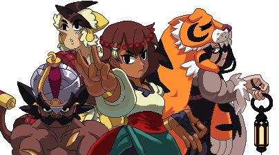 Indivisible!! fanart stuff