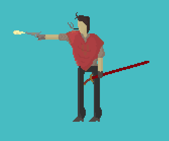 Lee the Swordslinger