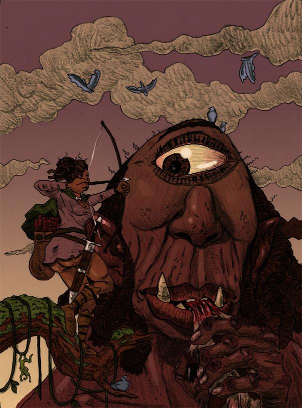 hunting cyclopse pt 1