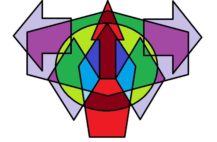 Shape Formation Rainbow