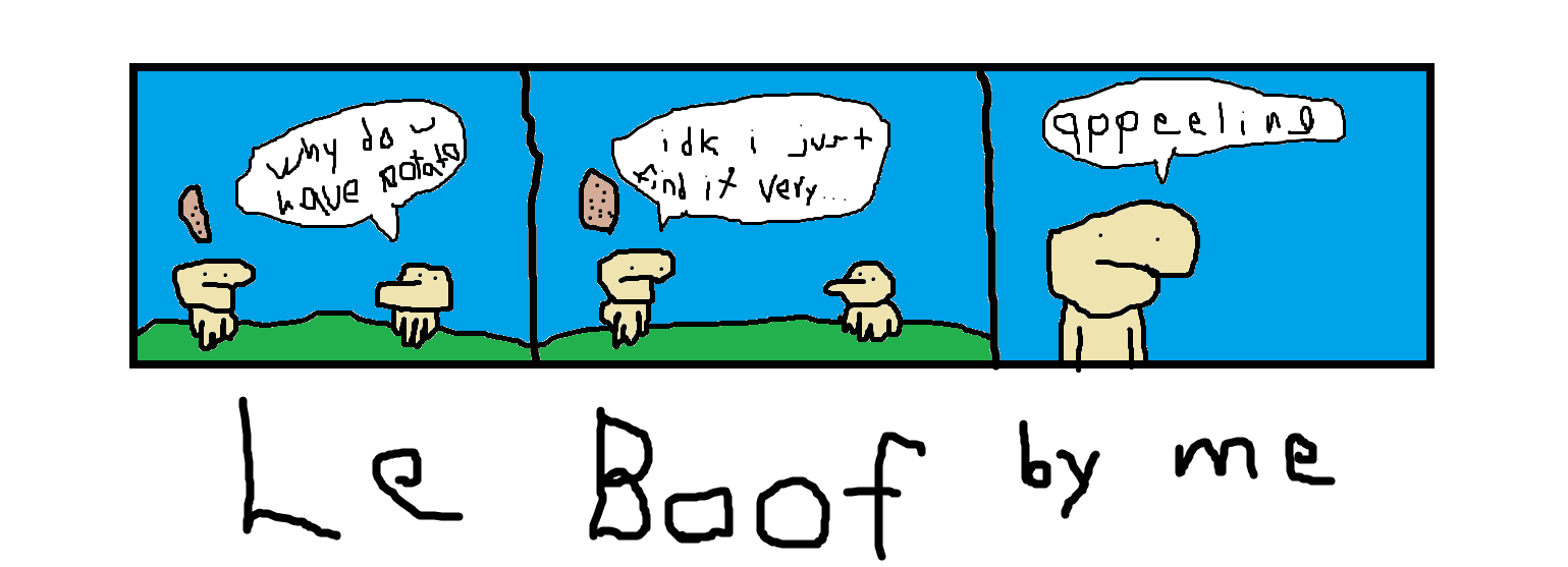 Le Boof: The Potato