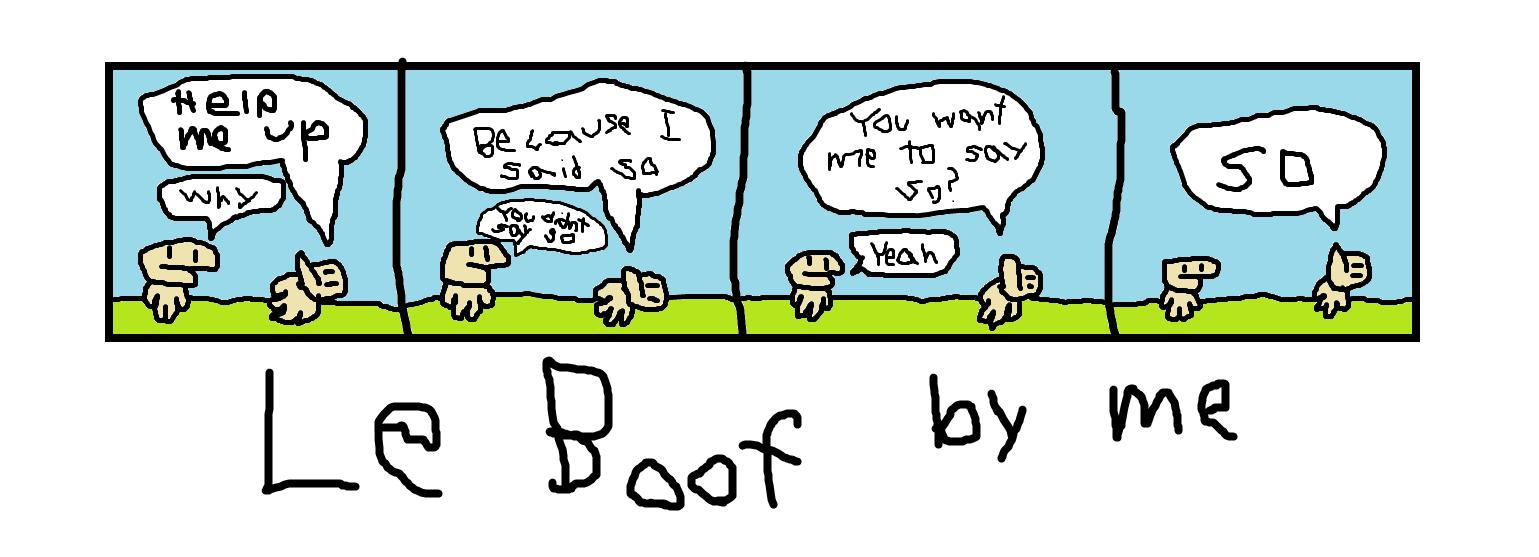 Le Boof: The So