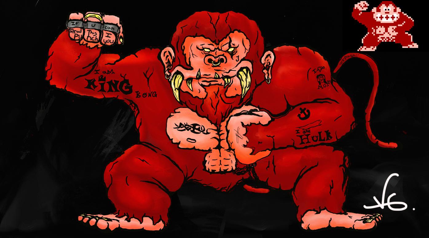 gangster kong