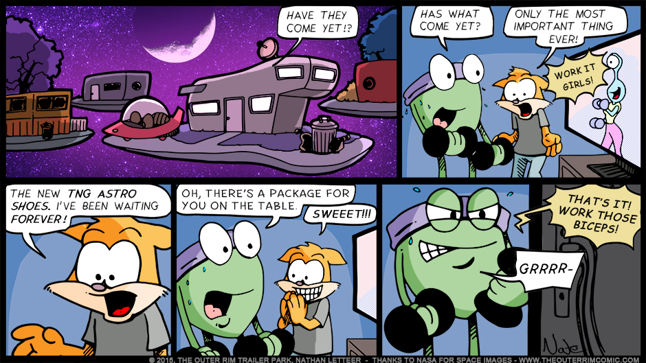 Page 1 - The Outer Rim Trailer Park