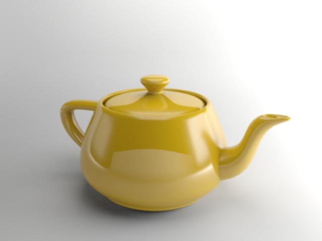 A Simple Teapot