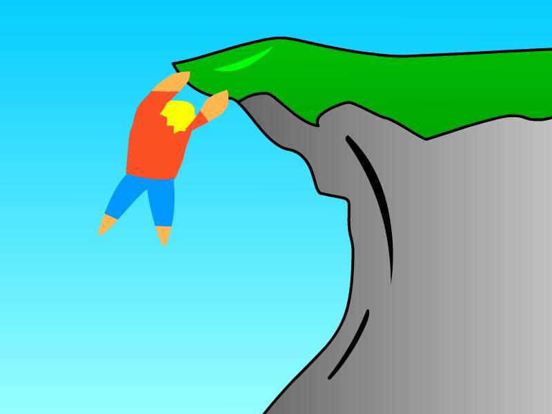 Cliff Fall