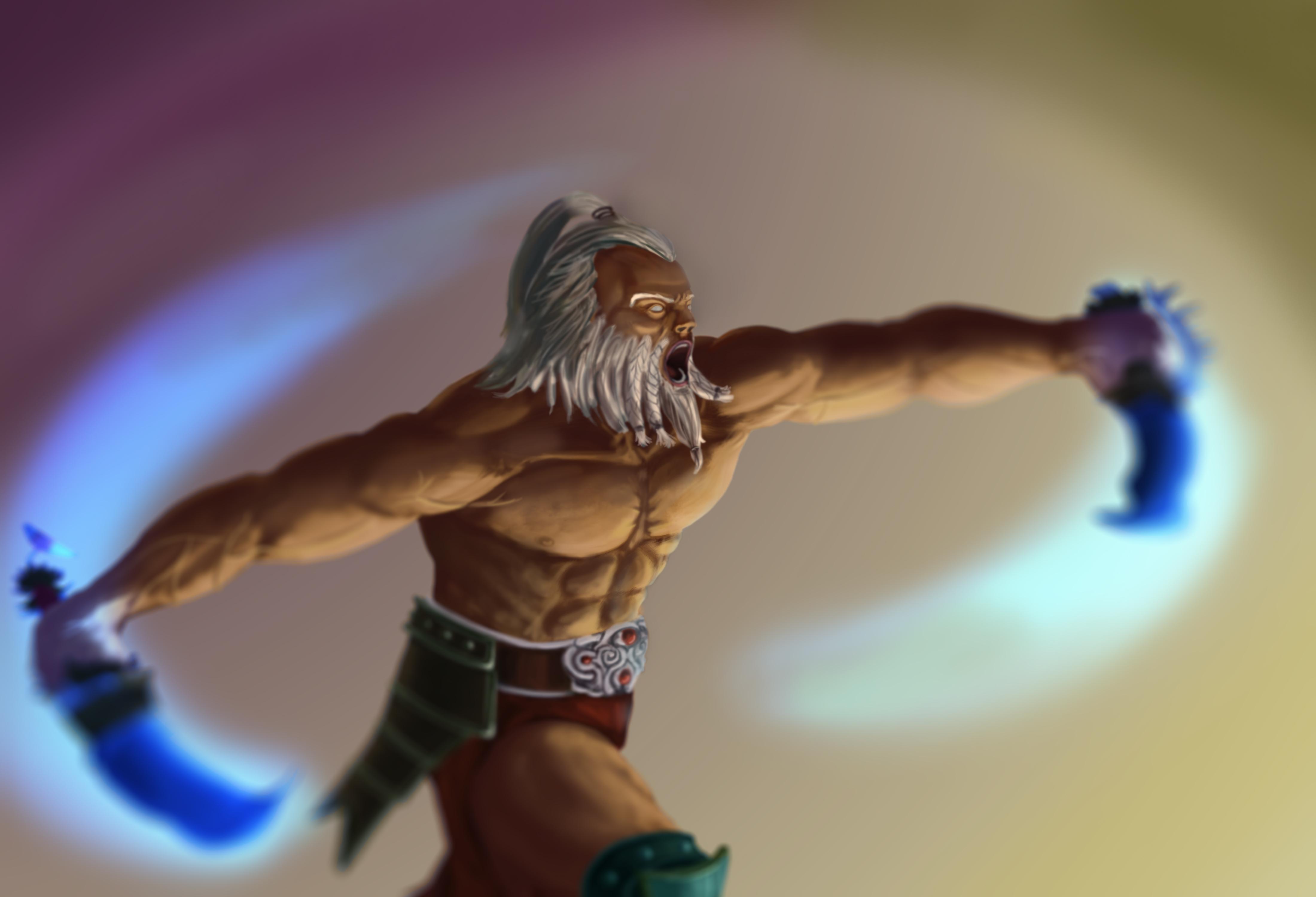 Whirlwind Barbarian