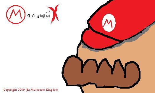 Epic Mario Face