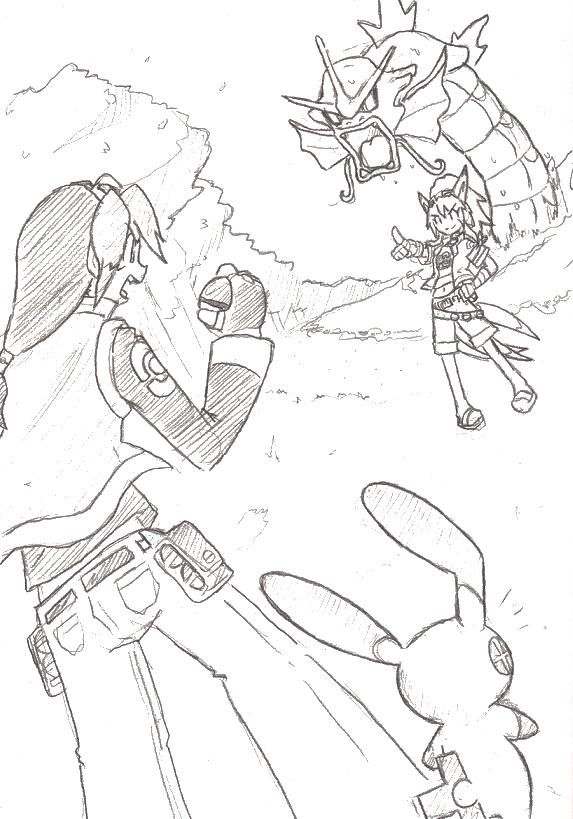 Pokemons Showdown