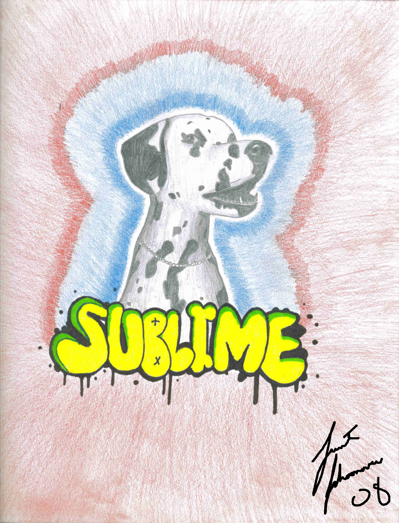 Lou Dog Sublime