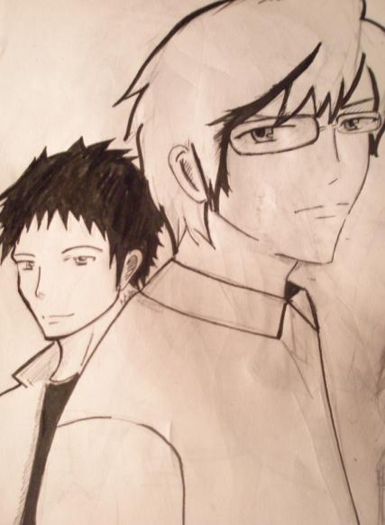 OHSHC Takashi and Kyouya