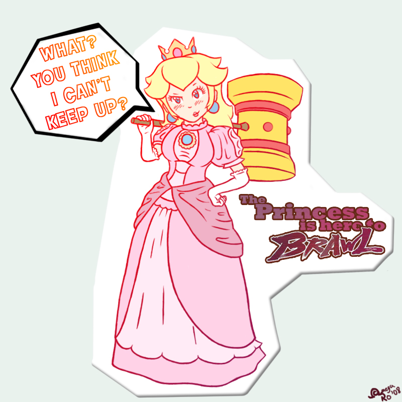 Peach's Brawl