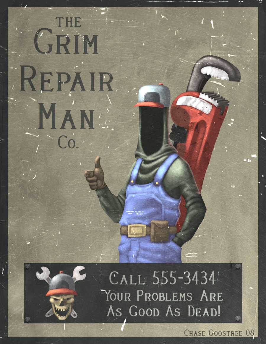 The Grim Repair Man