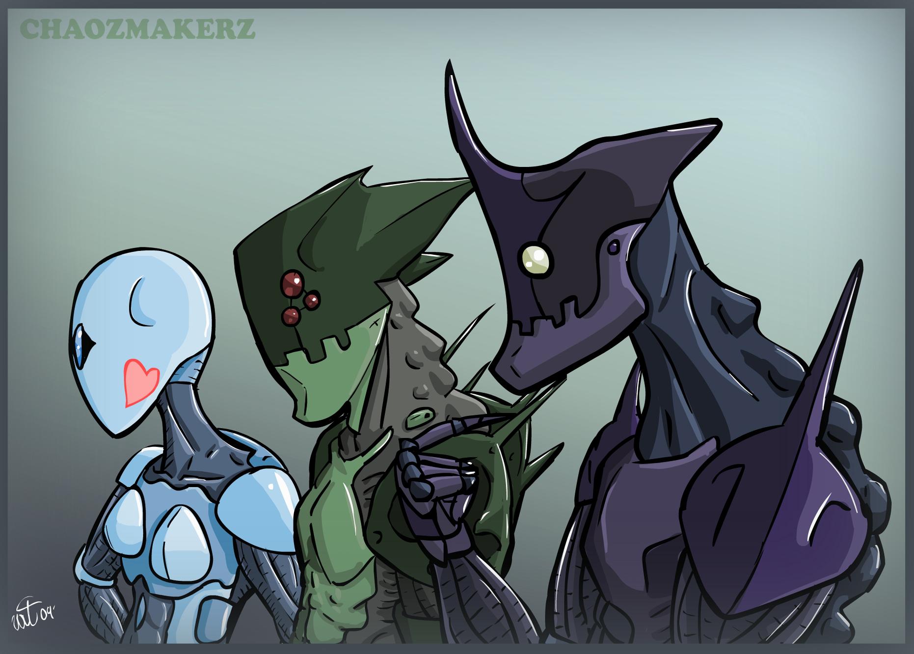 Chaoz Makers Robo Team