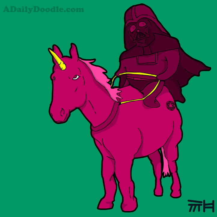 DarthVader and the Unicorn