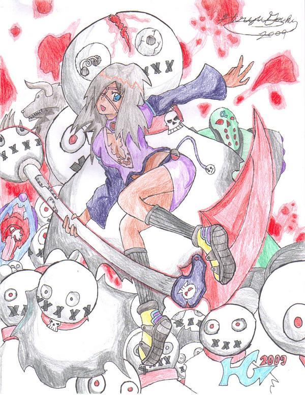 Soul Girl, Lilica