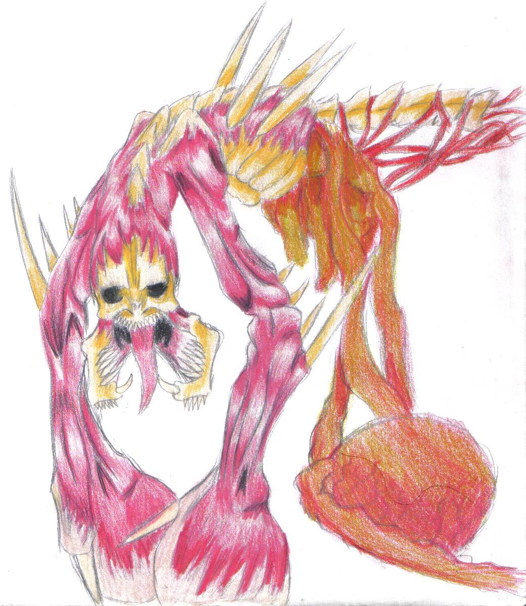 a picture i colored