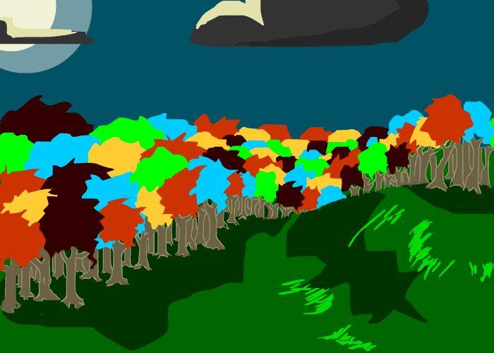 Forest Perilous