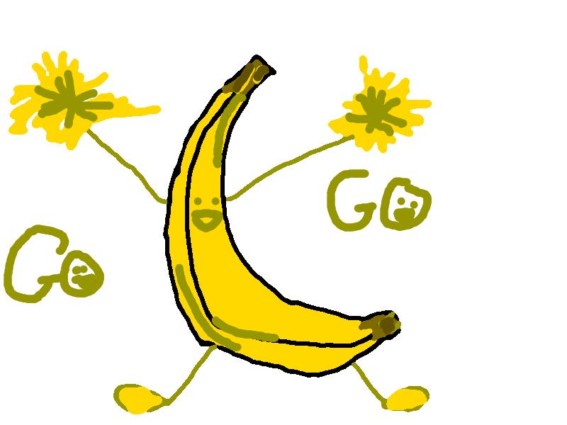 go banana go